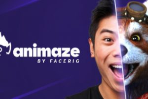 Animaze by FaceRig Download Free MAC Game
