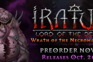 Iratus Wrath of the Necromancer Download Free MAC Game