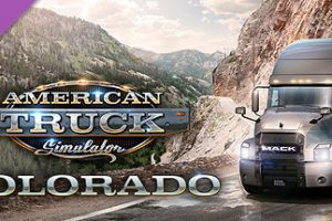 American Truck Simulator Colorado Game Free Download for Mac/PC