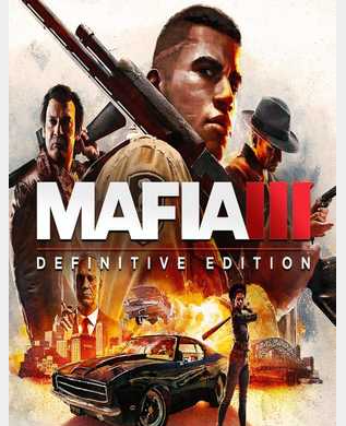 Mafia Definitive Edition Torrent Download Full PC Game
